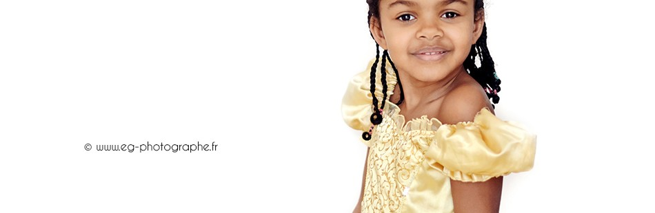 Photographe enfant à  Carry le Rouet | Candice 6 ans en Studio