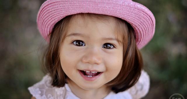 Juliette 16 mois - Séance photo enfant/famille - Bouches du Rhône