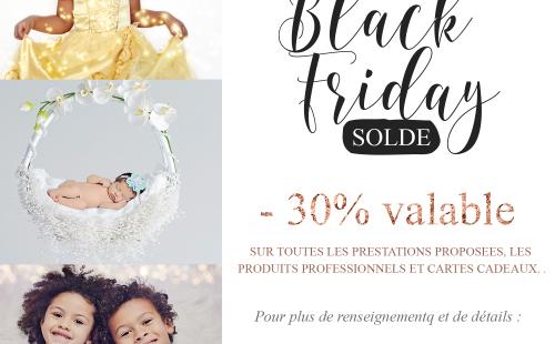 Black Friday Offre permanente - Estelle Gallant photographe Auxerre